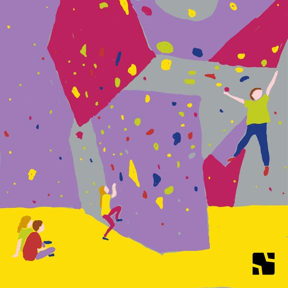arrampicata bambini ragazzi genova